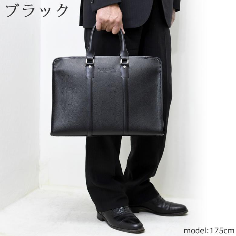 ビジネスバッグ 革 2way ショルダー レザー 革 ブリーフケース A4 日本製 国産 メンズ 高級 コスパ ブランド安い コンプレックスガーデンズ グレー ネイビー 紺 コン ブラック 黒 クロ
