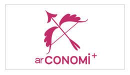 arCONOMI+ �G�[�A�[���R�m�~�v���X �o�b�O