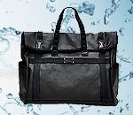 ビジネスバッグ 防水ポケット