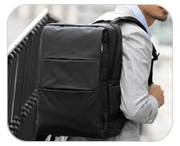 ビジネスバッグ メンズ 用途で選ぶ出張 荷物多い 大容量