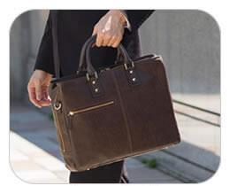 ビジネスバッグ メンズ 仕様で選ぶ 軽量 ブラン