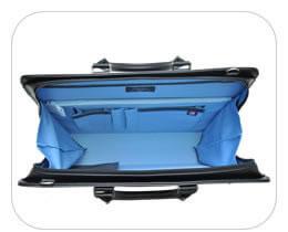 三方開き バッグ 大きく開く 取り出しやすい ガバッと開くバッグ 口が大きく開く バッグ