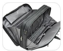 ビジネスバッグ メンズ 仕様で選ぶ メンズ 仕様で選ぶがばっと開く 収納 大容量 ポケット たくさん いっぱい入る