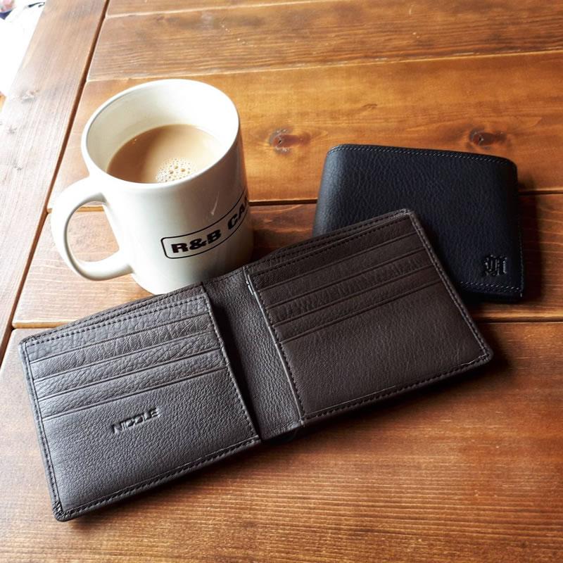 nicole ニコル 財布 メンズ ブランド