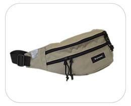 レディースバッグ形で選ぶ ウエストバッグ ワンショルダー ボディバッグ