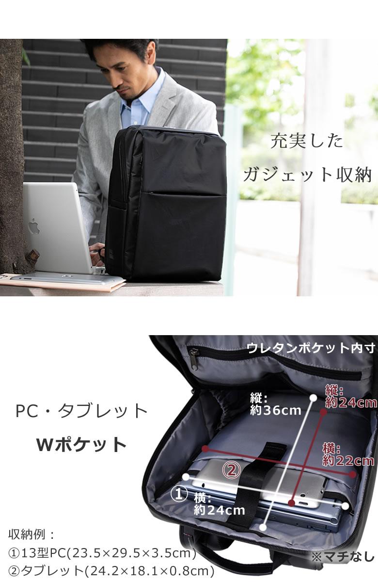 ビジネスリュック メンズ  ビジネスバッグ リュック 通勤 ブランド pc対応 通勤リュック テレワーク