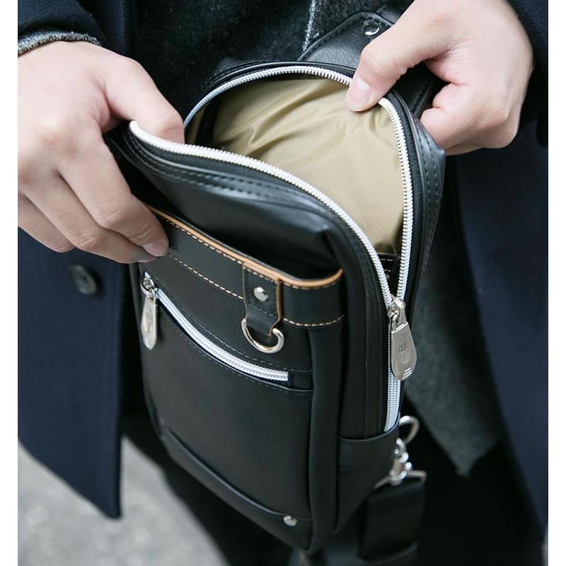 ボディバッグ メンズ ワンショルダー レディース 人気 おすすめ おしゃれ ブランド 斜め掛け 男性 女性 斜めがけ スマホ 財布 鍵