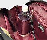 ビジネスバッグ レディース ペットボトル
