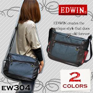 EDWIN メッセンジャーバッグ