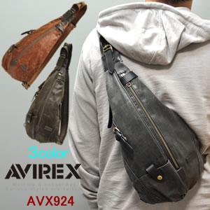 AVIREXボディバッグ