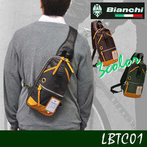 Bianchiカジュアルバッグ