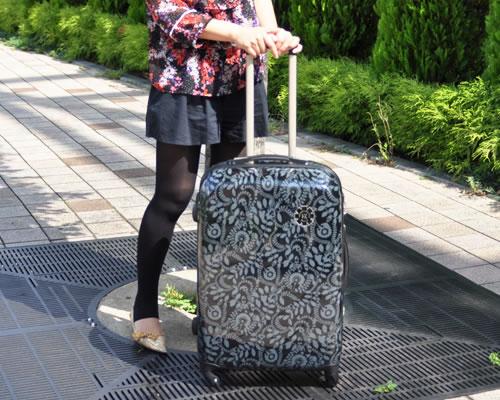 HIROKO KOSHINO FEMME スーツケース