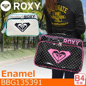 ROXY ロキシー エナメルバッグ