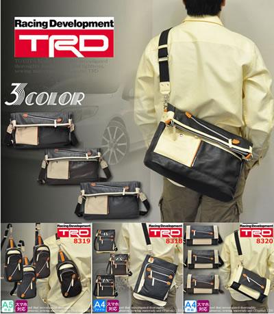 TRD カジュアルバッグシリーズ