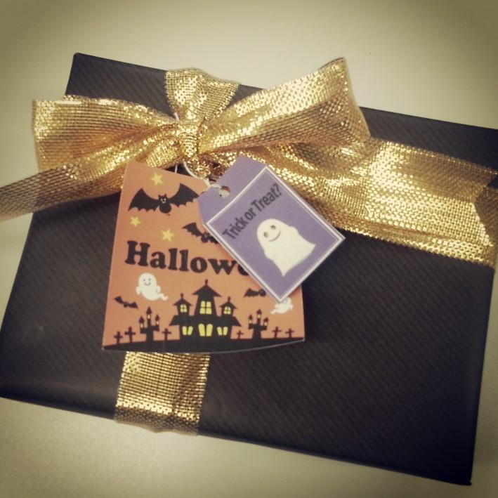ハロウィン包装