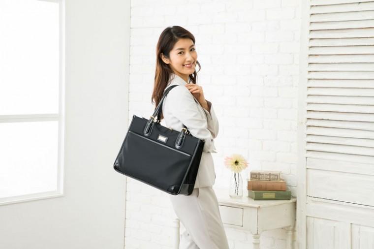 japanmade 高品質きれいめトートバッグ