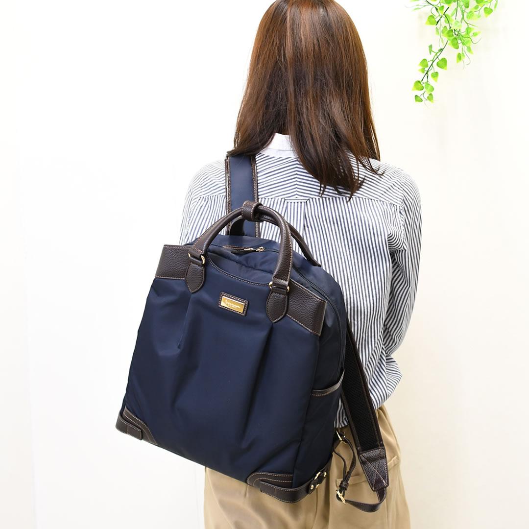 目々澤鞄オリジナル1412545リュック