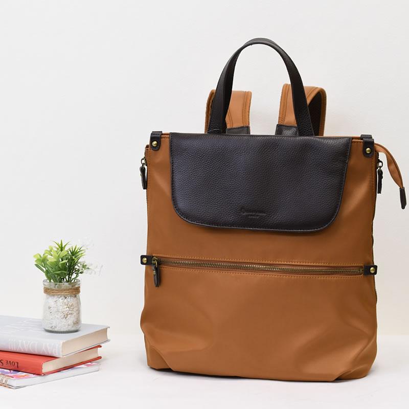 目々澤鞄オリジナルsk5000キルティングリュック
