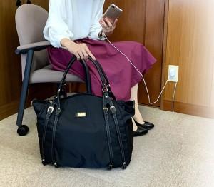 ジムバッグ 通勤 週末旅行 ジム通い 会社帰り 仕事帰り ジムに行くときの格好 女性
