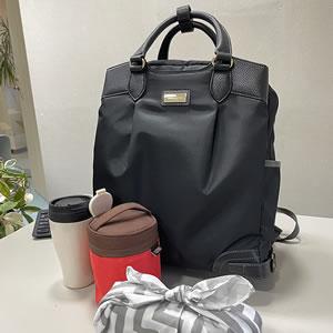 ランチボックス、スープジャーと比較 お弁当が入るレディース通勤バッグ